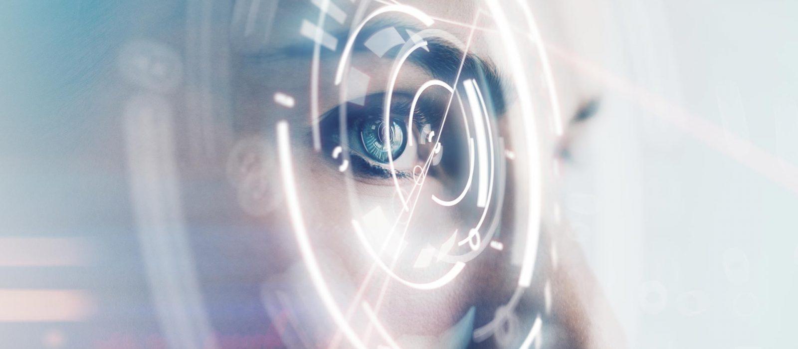 image of eye
